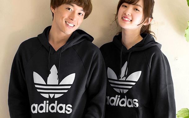 大人気adidas限定ペアパーカーがセールプライス&送料無料!