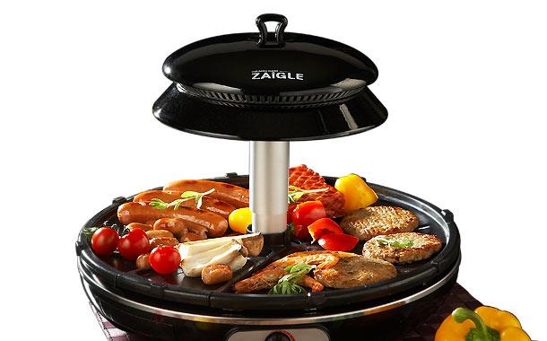 楽天総合1位!焼肉から煙が出る常識を覆す卓上調理器ザイグル!