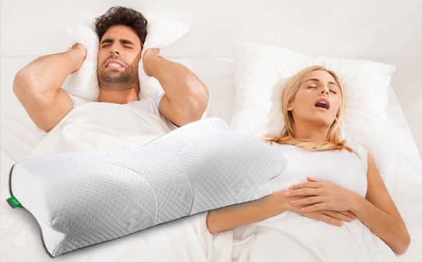 【50%OFF】★楽天1位★ご注文殺到中!話題のいびき防止枕