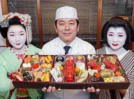 【配送日指定可】おせち一筋二十六年の専門店がつくる正統派。有名百貨店に海鮮を提供し続ける「小樽きたいち」が、今年も日本伝統のおせちをお届けいたします。