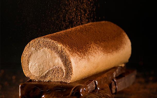 ベルギー産チョコ 甘過ぎず優しい味わいの堂島ロール