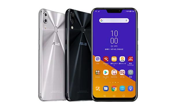 半額以下!ZenFone 5 ZE620KL+通話SIMセット【楽天モバイル】