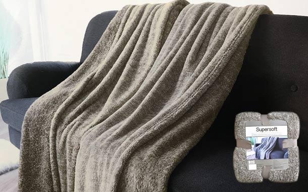 \送料無料/軽ふわあったか毛布