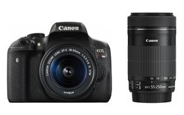 Canon デジタル一眼レフ EOSKissX8i ダブルズームキット
