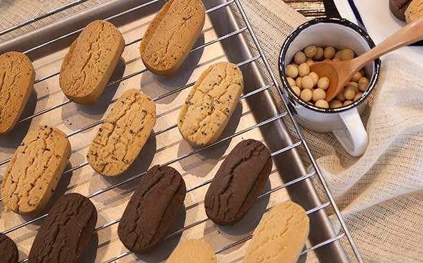 送料無料☆低カロリー&砂糖不使用ダイエットおからクッキーバー