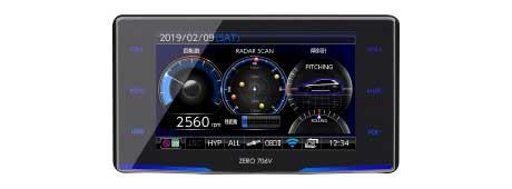 レーダー探知機 コムテック ZERO706V 16,800円 20%ポイント +ポイント 送料無料 【楽天市場】